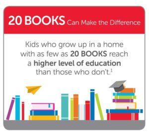 YSCC 20 Books